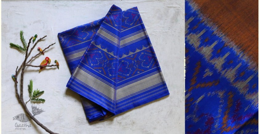 shop online exclusive new festive collection of ikat patola silk sarees