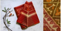 चंपा . चकली ✹ Silk Patola Saree ✹ 21