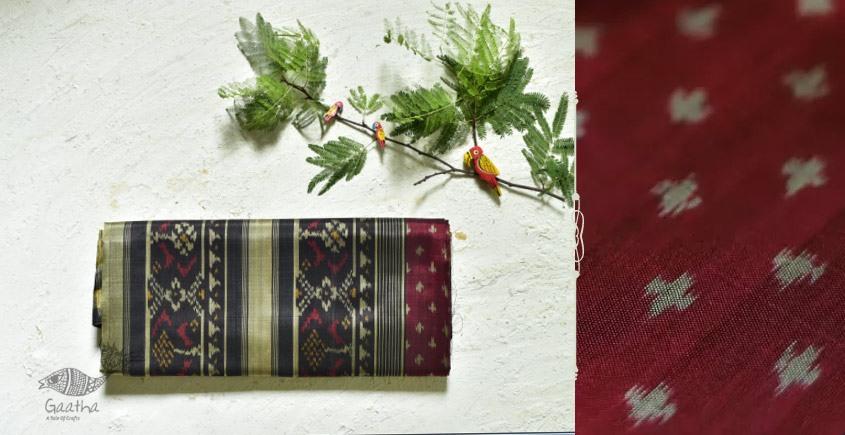 चंपा . चकली ✹ Silk Patola Saree ✹ 8