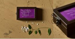 """Joyance ⚙ Patola Jewelry Box ( 5"""" x 3"""" ) ⚙ 6"""