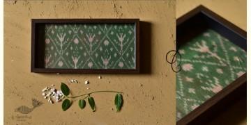 "Joyance ⚙ Patola Serving Tray ( 6"" x 12"" ) ⚙ 2"