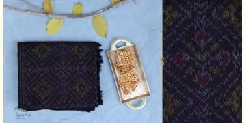 वसंत ~ Woolen Ikat Patola Shawl ~ N