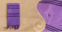 Tangaliya ~ Dupatta ~ Purple