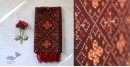 shop online new collection of silk patola stole - Brown