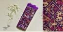 shop pure silk patola purple dupatta