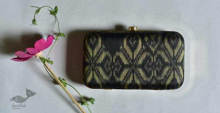 shop patola clutch hand purse