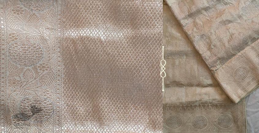 Jaanki . जानकी ✽ Handwoven Banarasi Silk Saree ✽ 10