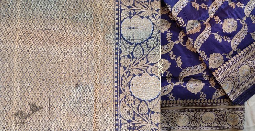 Jaanki . जानकी ✽ Handwoven Banarasi Silk Saree ✽ 11