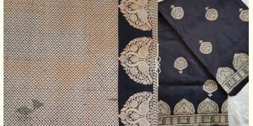 Jaanki . जानकी ✽ Handwoven Banarasi Silk Saree ✽ 4