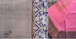 Jaanki . जानकी ✽ Handwoven Banarasi Silk Saree ✽ 9