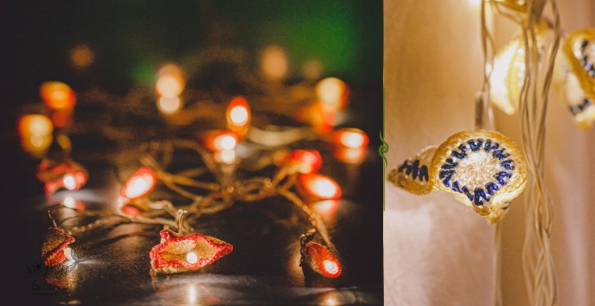 Crochet ❅ Crochet Fairy Lights ❅ 16