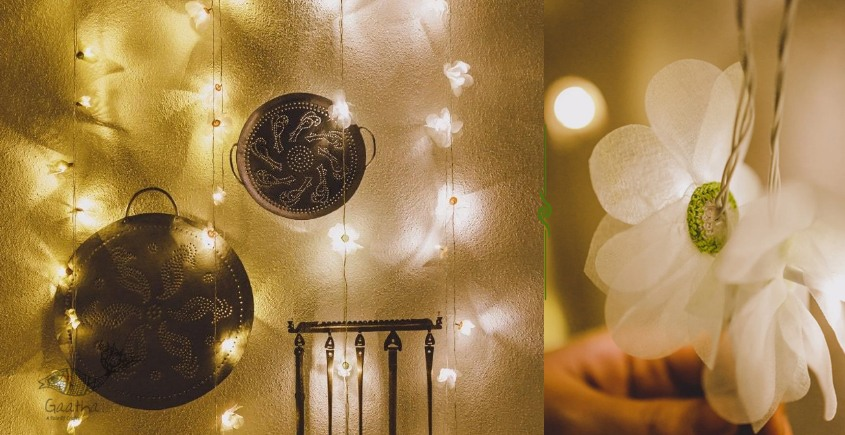 Crochet ❅ Crochet Fairy Lights ❅ 19