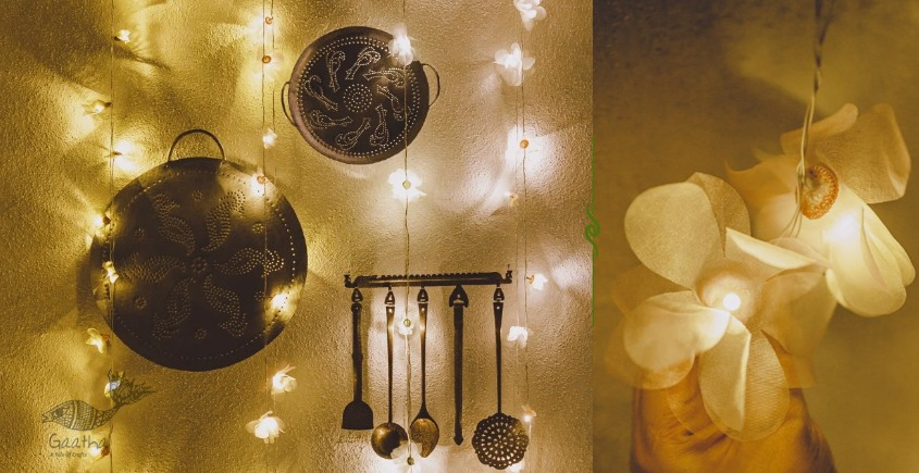 Crochet ❅ Crochet Fairy Lights ❅ 21