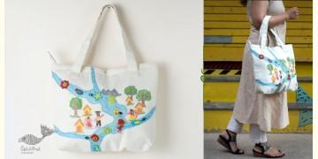Crochet ❅ Life of River Tote Bag ❅ 34