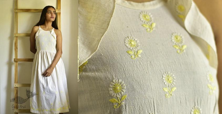 Organic Cotton Hand Embroidered Tunics 1