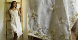 Tahzeeb . तहज़ीब ✽ Handloom Cotton ✽ Hand Embroidered Tunics ✽ 3