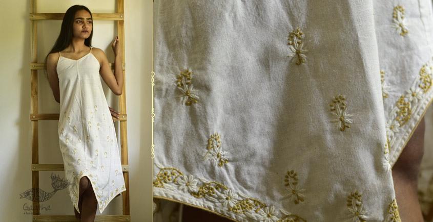 Organic Cotton Hand Embroidered Tunics 3
