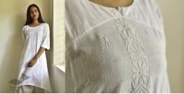 Tahzeeb . तहज़ीब ✽ Handloom Cotton ✽ Hand Embroidered Tunics ✽ 9
