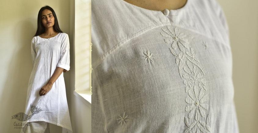 Organic Cotton Hand Embroidered Tunics 9