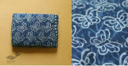 अश्विन ✻ Indigo Dabu ✻ Cotton Saree - 21