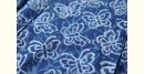 अश्विन ✻ Indigo Dabu ✻ Cotton Saree - 21