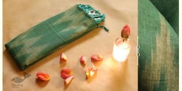 अर्क ✽ Handloom Cotton Linen Ikat Dupatta ✽ B