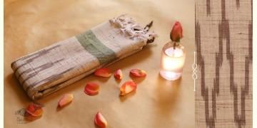 अर्क ✽ Handloom Cotton Linen Ikat Dupatta ✽ G