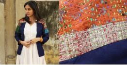 धनक ✥ Kantha custom made Jacket ✥ 13