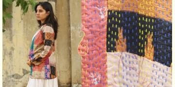धनक ✥ Kantha custom made Jacket ✥ 14