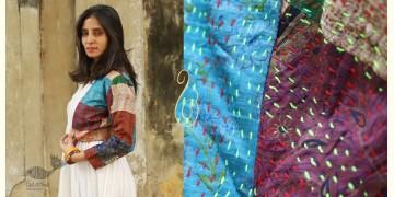 धनक ✥ Kantha custom made Jacket ✥ 18