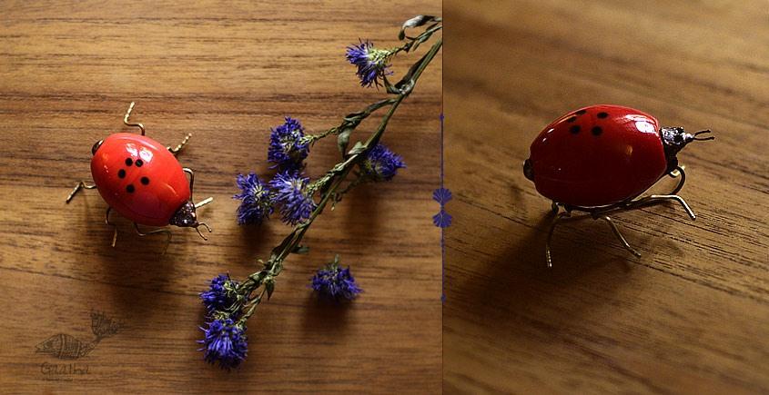 Hover ✶ Brooch Pin ✶ Ladybug