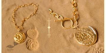 Ottone ✡ Fossil Shakel Bracelet  ✡ 23