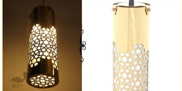 Crafted Designer Products ✫ Ceiling Lamp - Mughal Jaal - Pendant ✫ 12