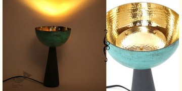 Crafted Designer Products ✫ Table Lamp - Goblet Uplighter - 1 ✫ 18