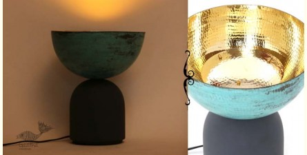 Crafted Designer Products ✫ Table Lamp - Goblet Uplighter - 2 ✫ 19