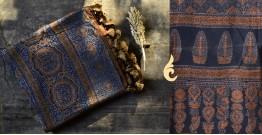 Nirupama ☙ Ajrakh Chanderi Dupatta ☙ 2
