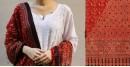 shop new collection of ajrakh dupatta