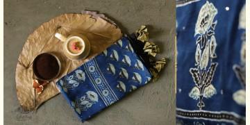 Anagi - Modal Silk Ajrakh Stole - 1