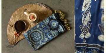 Anagi - Modal Silk Ajrakh Stole - 2