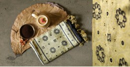Anagi - Modal Silk Ajrakh Stole - 4
