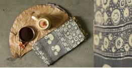 Anagi - Modal Silk Ajrakh Stole - 6