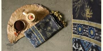 Anagi - Modal Silk Ajrakh Stole - 14