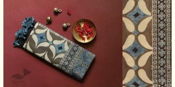 ध्वनि | Dhvani ❋ Cotton Ajrakh Stole ❋ 7