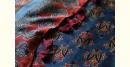 पार्वती ❋ Ajrakh Modal Silk Saree ❋ 9