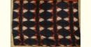 Sindhu ⚘ Ajrakh Mul Cotton Saree ⚘ Natural Dyed ⚘ { 118 }