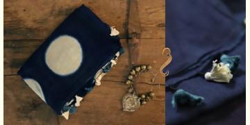 Sindhu ⚘ Ajrakh Mul Cotton Saree ⚘ Natural Dyed ⚘ { 111 }