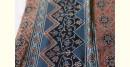 झीनी ⚘ Ajrakh ⚘ Chanderi Saree ⚘  17