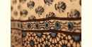 Mora ❉ Modal silk ❉ Ajrakh Dupatta ❉ 3