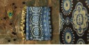 Mora ❉ Modal silk ❉ Ajrakh Dupatta ❉ 17