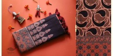 सखी ☙ Cotton Ajrakh Dupatta {10}